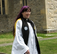Revd Sister Diana Greenfield